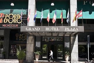 Grand Hotel Plaza Milano Foto